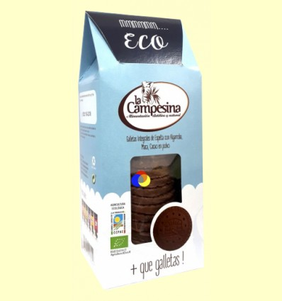 + Que Galletas - Rendimiento Físico - la Campesina - 115 gramos