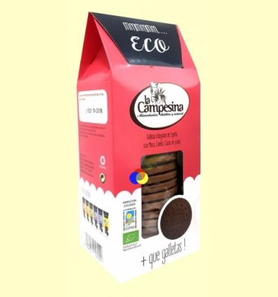 + Que Galletas - Vigorizante - la Campesina - 115 gramos