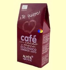 Café Te Quiero - con Cacao y Maca - Alternativa3 - 125 gramos