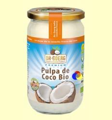 Pulpa de Coco Bio - Dr. Goerg - 500 ml