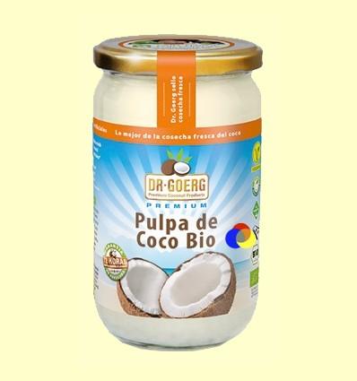 Pulpa de Coco Bio - Dr. Goerg - 500 ml *