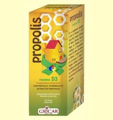 Propolis Vitamina D3 - Gricar - 150 ml