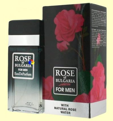 Eau de Parfum para hombre - Rose of Bulgaria - 60 ml