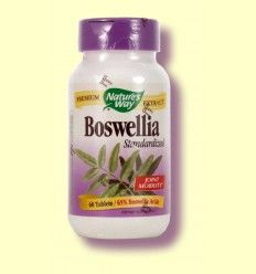Boswellia Stand - Nature's Way - 60 cápsulas