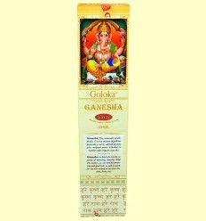 Incienso Ganesha Goloka - Aarti - 15 gramos