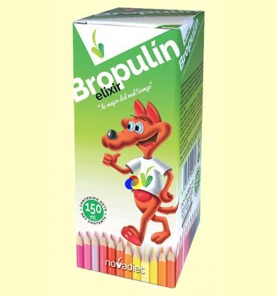 Bropulín Elixir - Sistema Respiratorio - Novadiet - 150 ml