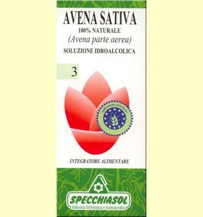Avena Solución Hidroalcohólica - Specchiasol - 50 ml