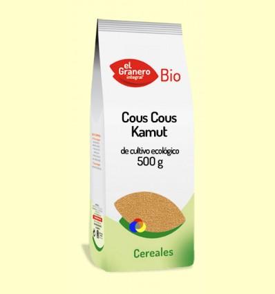 Cous Cous Kamut Bio - El Granero - 500 gramos