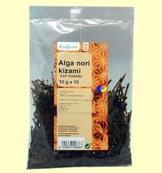 Alga Nori Kizami - Nori tostado - BioSpirit - 10 gramos