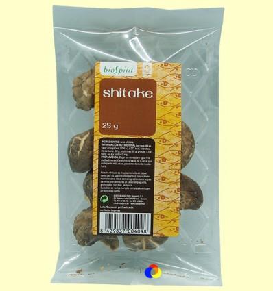 Shitake - BioSpirit - 25 gramos