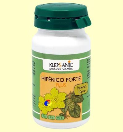 Hipérico Forte Plus - Klepsanic - 80 cápsulas