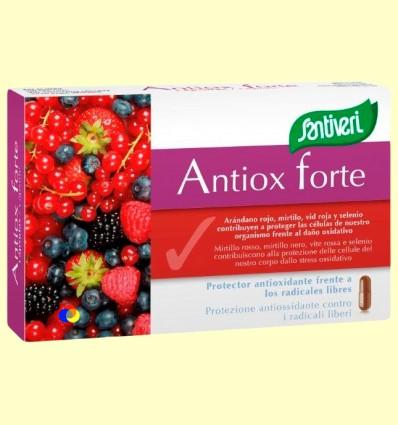 Antiox Forte - Santiveri - 40 cápsulas *