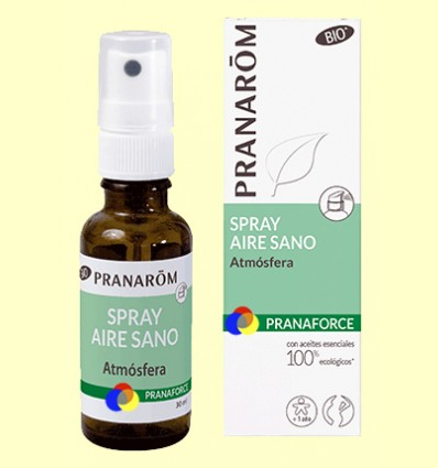 Pranaforce Aire Sano Atmósfera Bio - Pranarom - Spray 30 ml