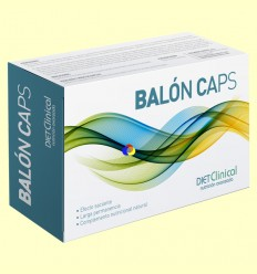 Balón Caps - Saciante - Diet Clinical - 60 cápsulas