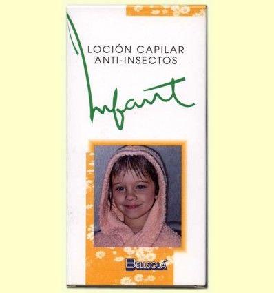 Loción capilar - anti insectos - Bellsolà - 200 ml ******