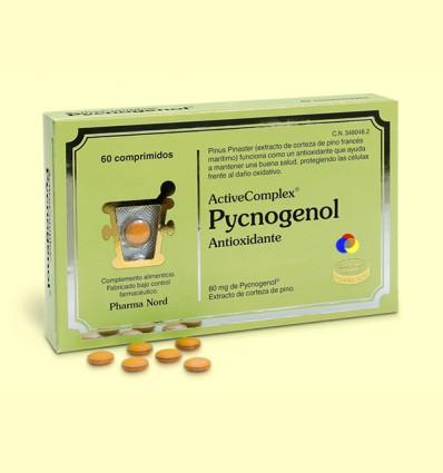 ActiveComplex Pycnogenol - Pharma Nord - 60 comprimidos