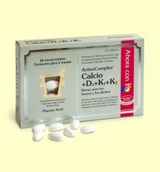ActiveComplex Calcio + D3 + K1 + K2 - Pharma Nord - 60 comprimidos