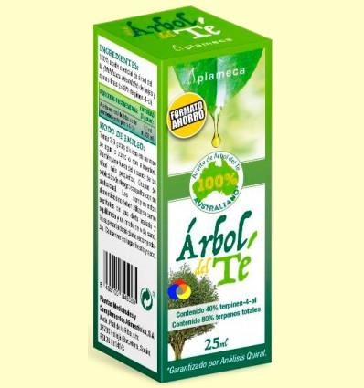 Aceite de Árbol del Té Australiano - Plameca - 25 ml