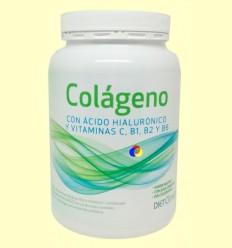 Colágeno con Magnesio, Ácido Hialurónico y Vitaminas - Diet Clinical - 330 gramos