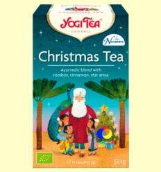 Christmas Tea - Té de Navidad - Yogi Tea - 17 bolsitas de infusión