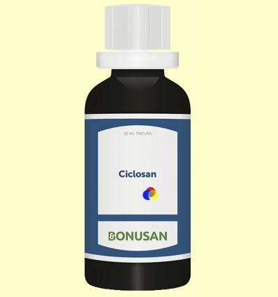 Ciclosan Gotas - Bonusan - 30 ml