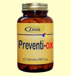 Preventi-Ox - Antioxidante - Zeus Suplementos - 30 cápsulas