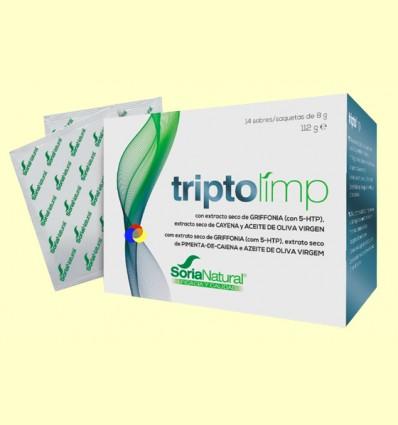 Triptolimp - Soria Natural - 14 sobres