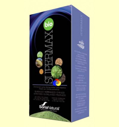 Supermax - Soria Natural - 150 gramos