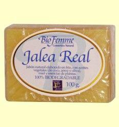 Jabón de jalea real - Bio Femme - Ynsadiet