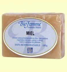 Jabón de miel - Bio Femme - Ynsadiet - 100 gramos