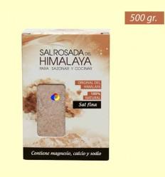 La Sal Rosada del Himalaya Fina - Laboratorio SyS - 500 g