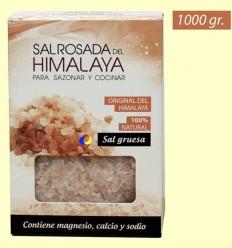 Sal Rosada del Himalaya Gruesa - Laboratorio SyS - 1 kg