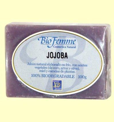 Jabón de jojoba - Bio Femme - Ynsadiet
