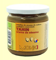 Tahin Monki Bio Sin Sal - BioSpirit - 330 gramos