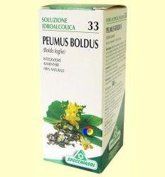 Boldo Solución Hidroalcohólica - Specchiasol - 50 ml