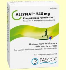 Allynat - Laboratorio Cobas - 100 comprimidos