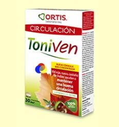 Toniven - Circulación - Ortis - 30 comprimidos