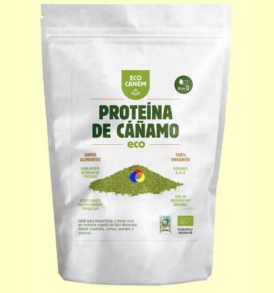 Proteína de Cáñamo en Polvo Eco - Eco Canem - 200 gramos