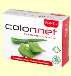 Colon Net - Ayuda a regular el intestino - Plantis - 30 cápsulas