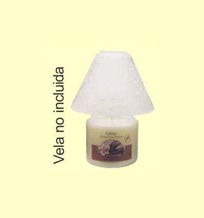 Lámpara para vela Shade Frost Scroll - Colony - 1 unidad