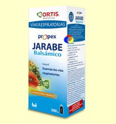 Propex - Balsámico - Sistema Respiratorio - Laboratorios Ortis - 200 ml