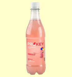 Refresco Bio de Kefir - Hibisco - Prokey - 500 ml