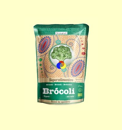 Brócoli en Polvo Bio - Super Alimentos - Drasanvi - 150 gramos *