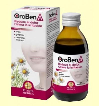 OroBen A - Colutorio - Planta Médica - 15 ml