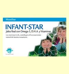 Jalea Infant-Star - MontStar - 20 ampollas