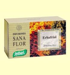 Sanaflor Infusión Erbafrial - Santiveri - 20 bolsitas
