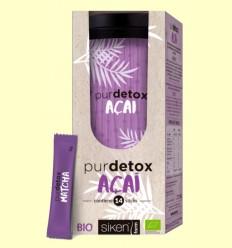 Purdetox Açaí Bio - Siken Form - 14 sticks