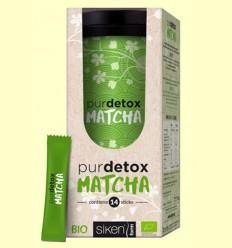 Purdetox Matcha Bio - Siken Form - 14 sticks