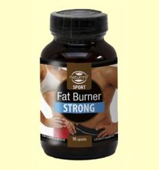 Fat Burner Strong - Quemagrasa - Naturmil - 90 cápsulas