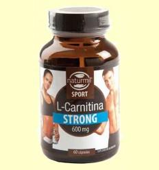L-Carnitina Strong - Naturmil - 60 cápsulas